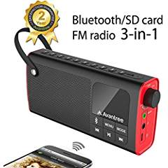 5 bluetooth lautsprecher mit radio kurzreview wireless. Black Bedroom Furniture Sets. Home Design Ideas