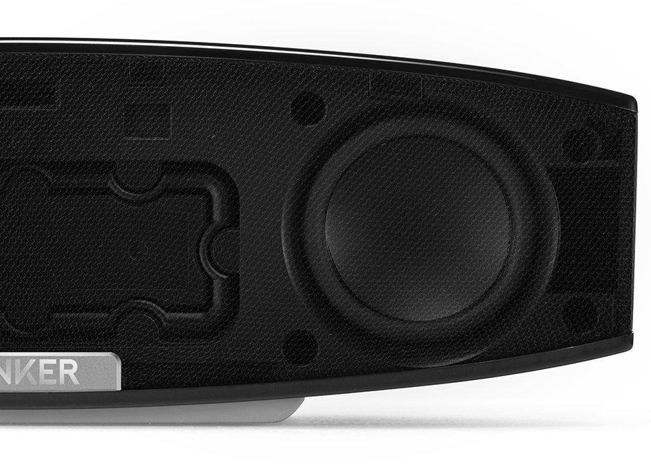 Anker Premium Lautsprecher closeup