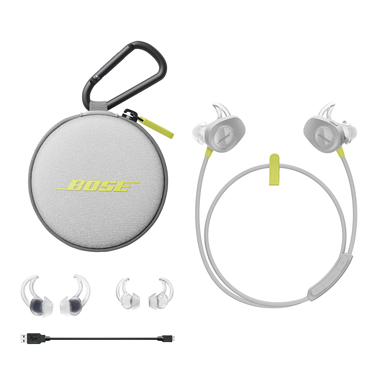 SoundSport Wireless Inhalt