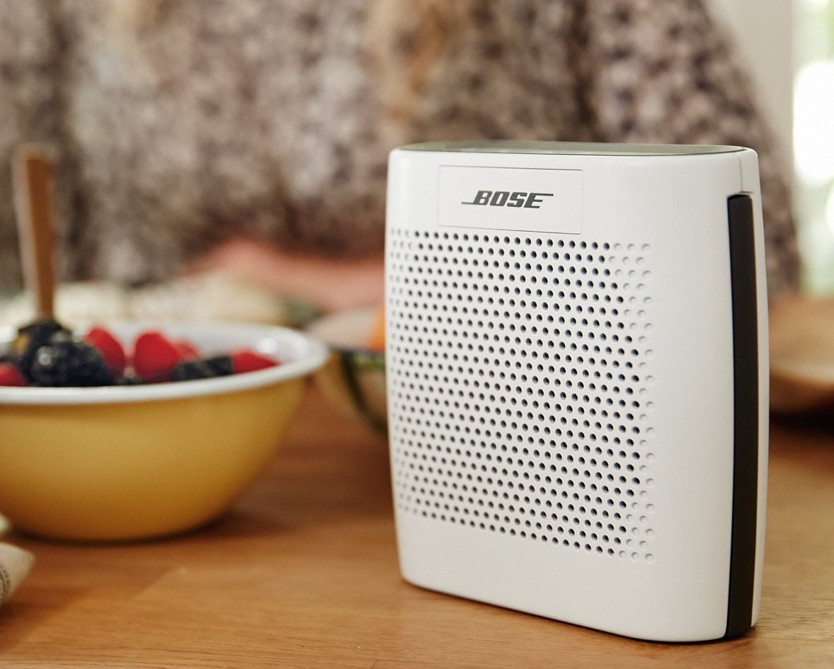 Bose SoundLink Colour featured