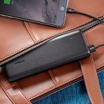 Anker PowerCore 20100 in einer Tasche