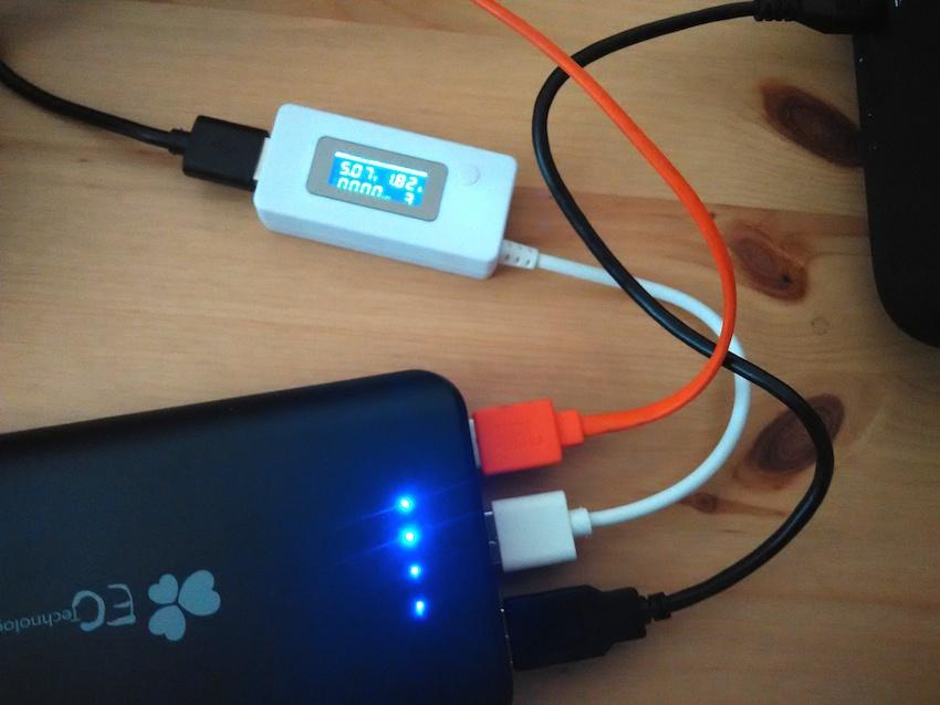 EC Technology mit 3 Verbrauchern