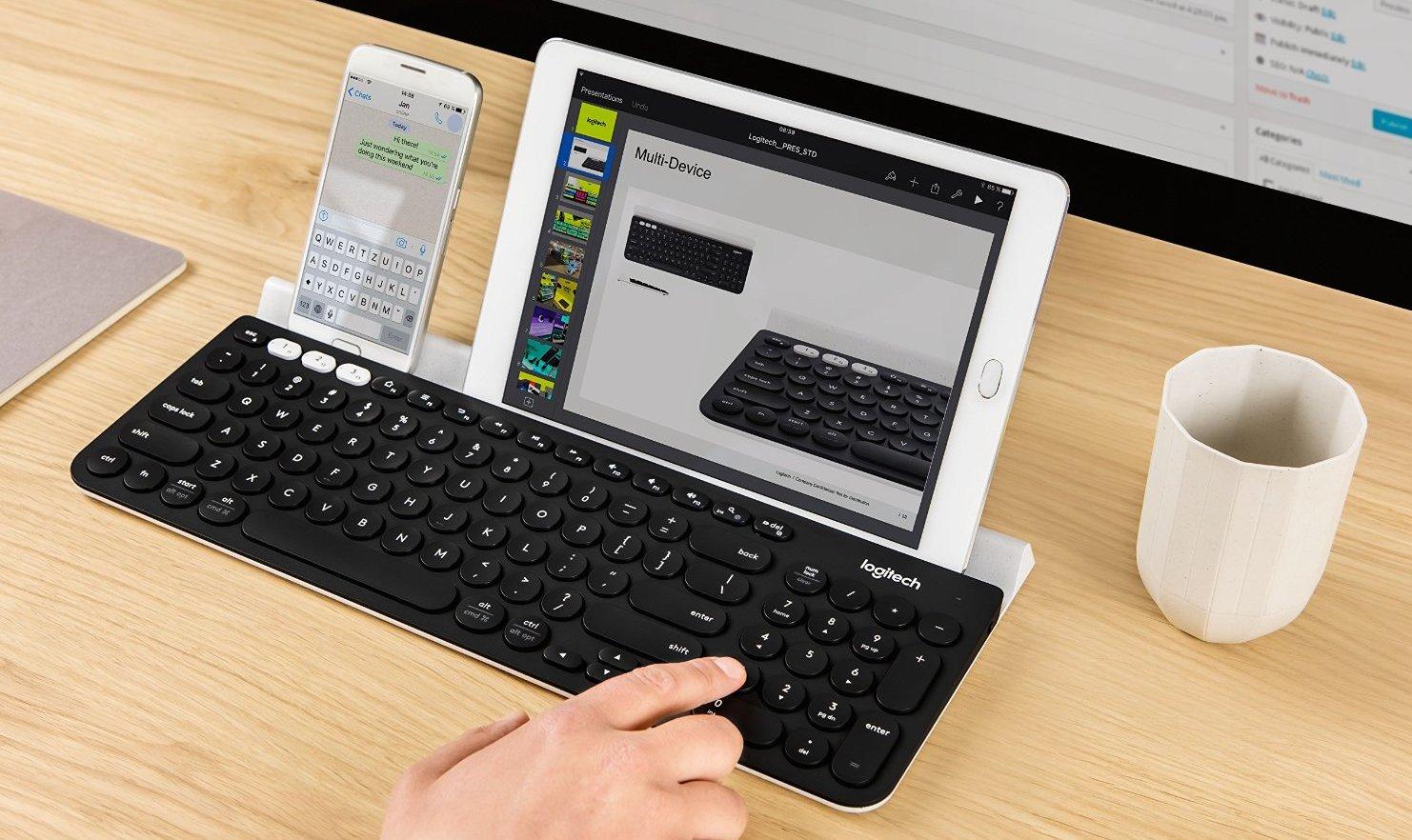 Tastatur fürs Handy