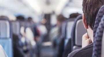 Bluetooth Kopfhörer im Flugzeug
