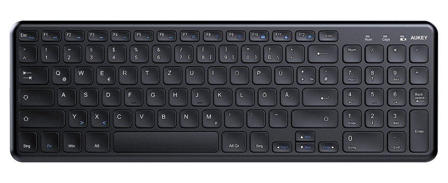 Aukey KM-W5 kabellose Tastatur