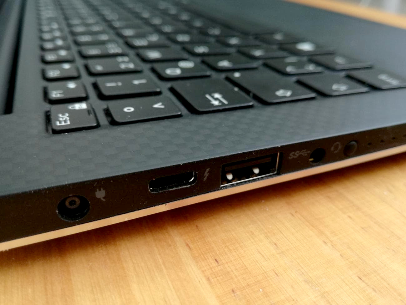 USB C Port