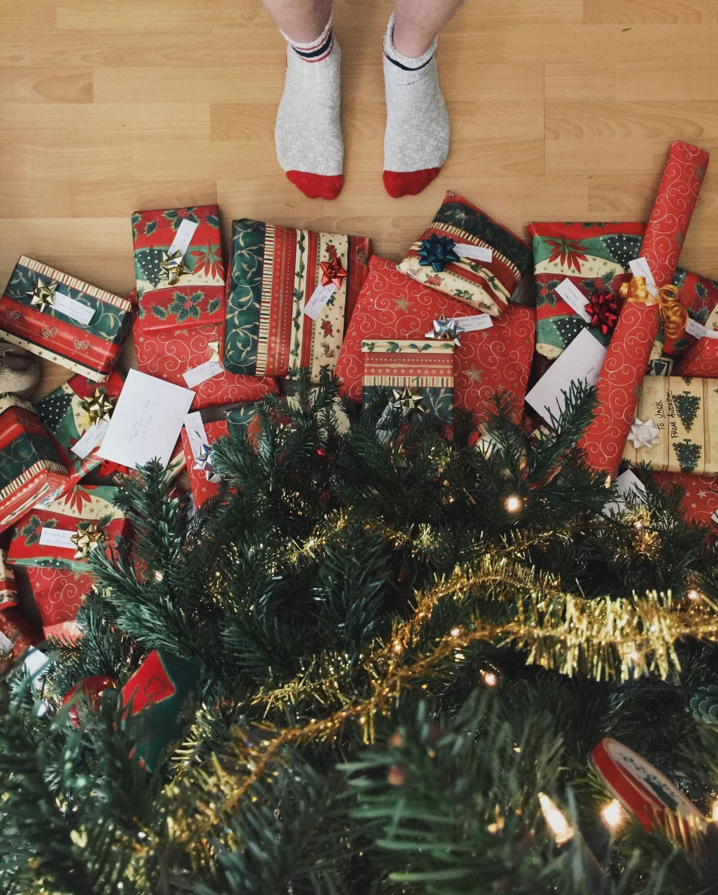Weihnachten is!