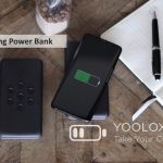Yoolox wireless powerbank
