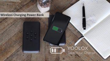 Vorstellung: Yoolox und ihre Wireless Powerbank