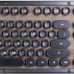 Azio Retro Classic Tastatur Test