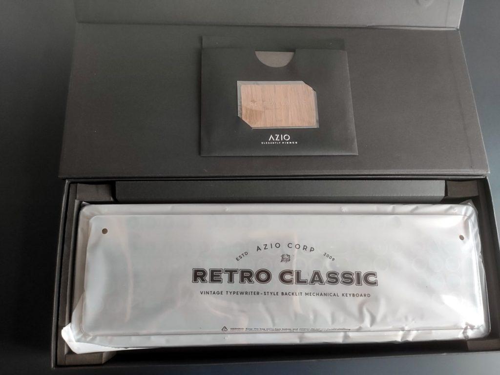 Retro Classic Verpackung
